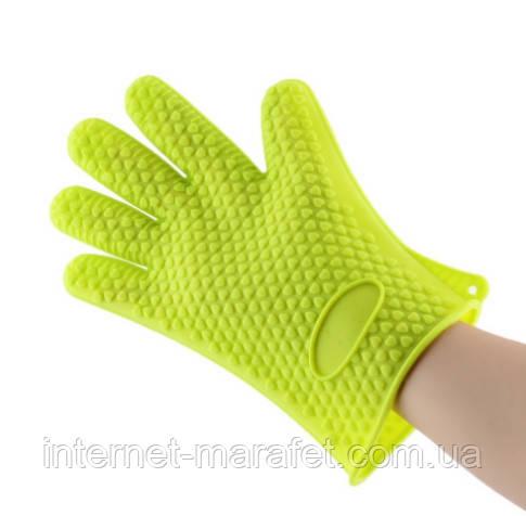 Перчатка кухонная силикон