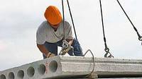 Возведение сборных бетонных и железобетонных конструкций