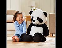 Плюшевая панда 1метр Англия