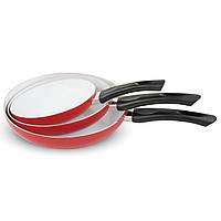 Набор керамических сковородок, фото 1