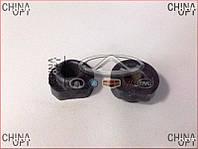 Подушка радиатора нижняя, Geely CK2, 1602197180, Aftermarket
