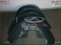Подкрылки, 4шт., комплект, Chery E5 [1.5, A21FL], PKA21, Ukraine Product
