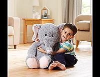 Плюшевый слоник 1 метр Англия