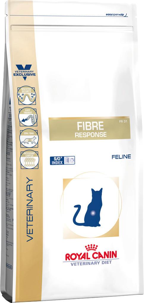 Сухой корм Royal Canin Fibre Response Feline 400г