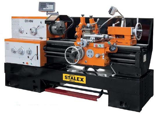 Станок токарно-винторезный STALEX C6140W/1500