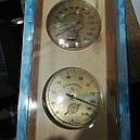 Термометр Гигрометр Барометр для сауны ТГС исп. 5, вертикальный для Бани для Сауны + ПОДАРОК, фото 3