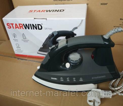 Паровой утюг STARWIND 2600W