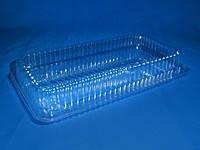 Пластиковая упаковка для суши пс-132 (550 мл)