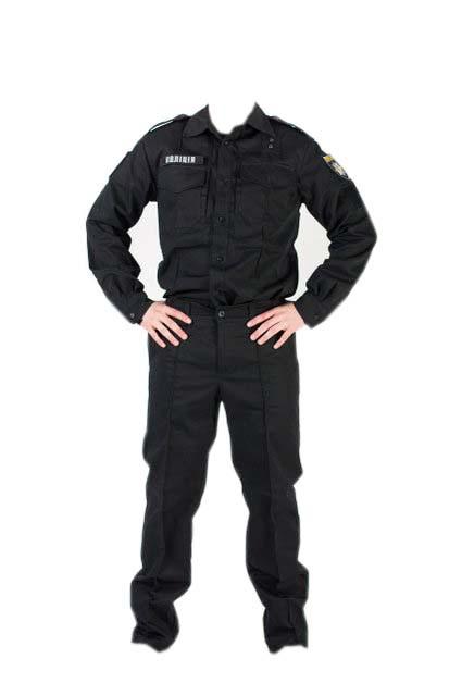 Костюм Новая Полиция