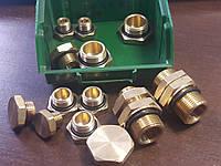 Заглушка подушки м16x1.5 (М22)  пробка штуцера