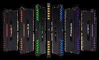 Corsair Vengeance RGB 64GB Kit DDR4-2666 CL16 (CMR64GX4M4A2666C16)