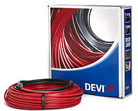 Нагревательный кабель DEVI DEVIflex 18T 22м