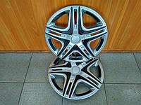 """Колпак заднего колеса Газель R16 """"Дакар Super Silver"""" (2шт)"""