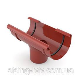 Лейка сливная для желоба 75/63 мм Бриза