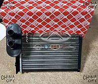 Радиатор печки / отопителя, Chery Karry [A18,1.6], A11-8107023, Febi Bilstein