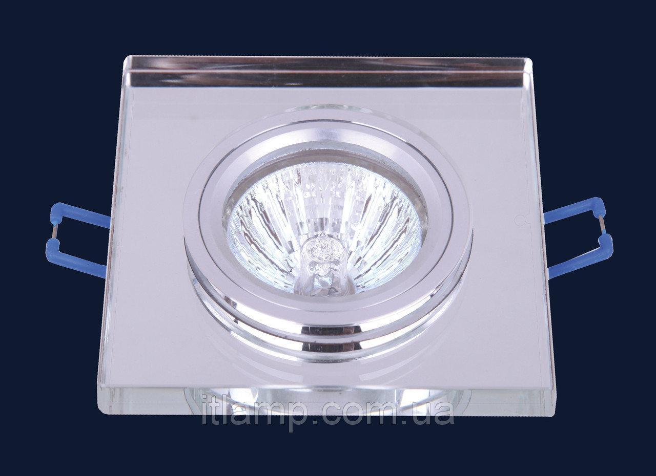 Врезной светильник со стеклом Art705106 lst