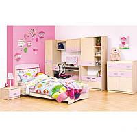 Детская комната девочке Терри розовая
