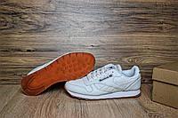 Мужские кроссовки Reebok Classic белые 1339