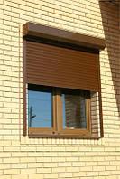 Ролокасети на вікна ALUTECH