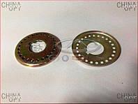 Защита звезды ГРМ, Geely CK1 [до 2009г.], E030000301, Original parts