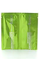 Сыворотка лечебно-восстанавливающая+активатор кератина TOUCH 24 мл