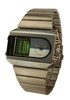 Часы кварцево-электронные спортивные NewDay