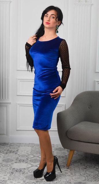 """Нарядное платье """"Даяна"""" размеры 42,44,46"""