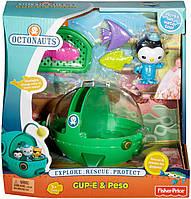 Игровой набор Октонавты Песо и Gup-E (Fisher-Price Octonauts Gup-E & Peso)