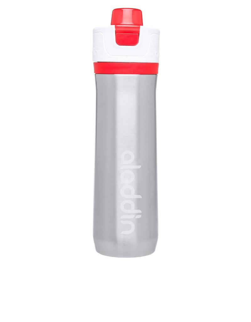 Термобутылка Aladdin Active, 0,6 л червона