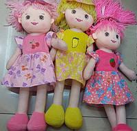 Кукла мягкая 5 видов 32см, фото 1