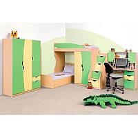 Детская комната Саванна фисташка
