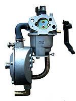 Карбюратор газ-бензин с редуктором (2,0-2,8кВт)