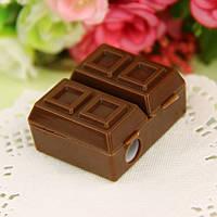 Оригинальная точилка с ластиком Шоколад, фото 1