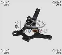 Поворотный кулак правый, Chery QQ [S11, 1.1], S11-3001012, Original parts