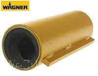 Желтый цилиндр шнека на штукатурные станции PlastCoat 25, 35, 1030