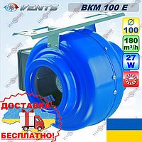 ВЕНТС ВКМ 100 Е экономичный центробежный канальный вентилятор (VENTS VKM 100 E), фото 1
