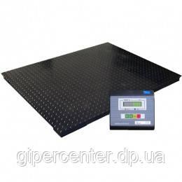 Весы платформенные Промприбор ВН-5000-4 (2000х6000 мм) до 5000 кг