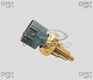 Датчик температуры охлаждающей жидкости, 3 контакта, Chana Benni, YB010-030, Original parts