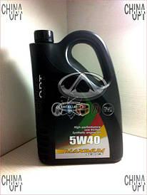 Масло моторное синтетическое, 4 литра,  Synthetic, MAXIMUM 5W40, Excellent