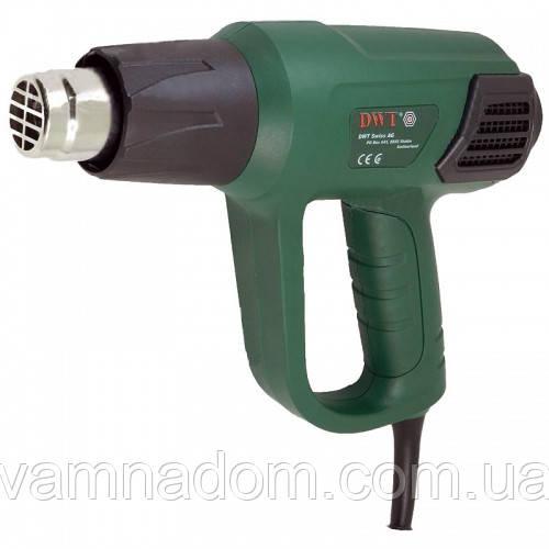 Фен промышленный DWT HLP20-600 K