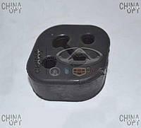 Резинка глушителя, ромб, Chery A13, Forza [Sedan], Original