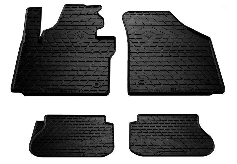 Килимки в салон для Volkswagen Caddy 03-/15- (design 2016) 1024284