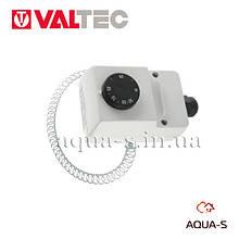 Термостат с накладным датчиком Valtec AC614 220 V регулируемый контактный (VT.AC614.0.0) Италия