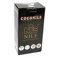 Уголь кокосовый для кальяна 1 кг 18х9,5х7,5 см