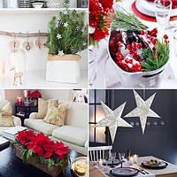 Дизайнерские штучки для Вашего дома или Новогодний минимализм в нордическом стиле.