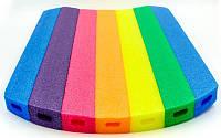 Доска для плавания, EPE, р-р 46x30,5x2,7см., разноцветный (PL-4340)