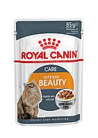 Паучи Royal Canin Intense Beauty соус 85г (в упаковке 12шт.)