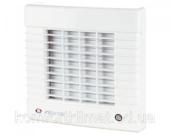 Вентилятор осевой Вентс 100 МАЛ, вентилятор бытовой,вентилятор с автоматическими жалюзями., фото 2