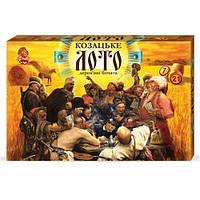 Настольная игра Козацьке лото, деревянные бочонки, Данко Тойс (Украина)