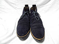 Мужские  демисезонные ботинки Zign р. 44 замша 016